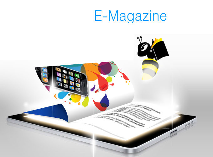 e-magazine software