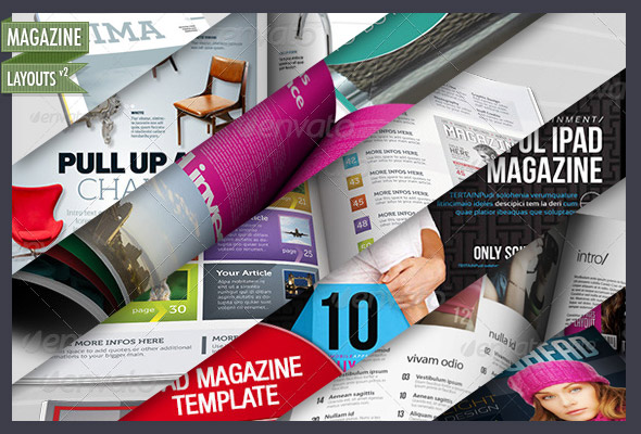 Advantages Of An Online Magazine Template WDVL - Online magazine template